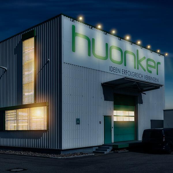 Huonker Unternehmen Gebäude